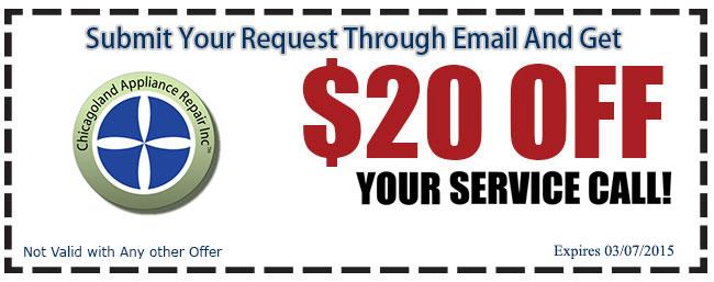 Refrigerator Repair Portage Park Chicago 60641 773 572
